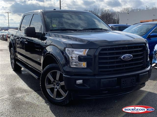 2017 Ford F-150 XLT (Stk: 19T1242A) in Midland - Image 1 of 18