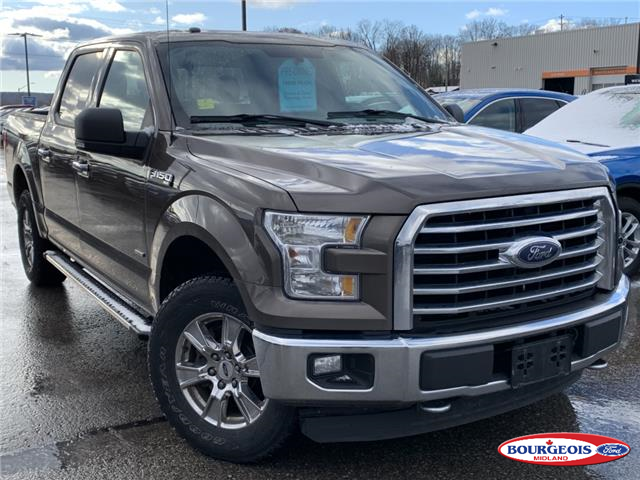 2016 Ford F-150 XLT (Stk: 19T1076A) in Midland - Image 1 of 14