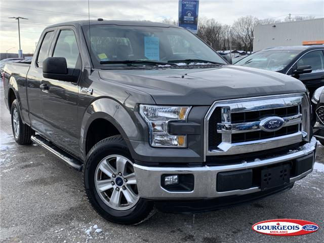 2016 Ford F-150 XLT (Stk: 19T1315A) in Midland - Image 1 of 13