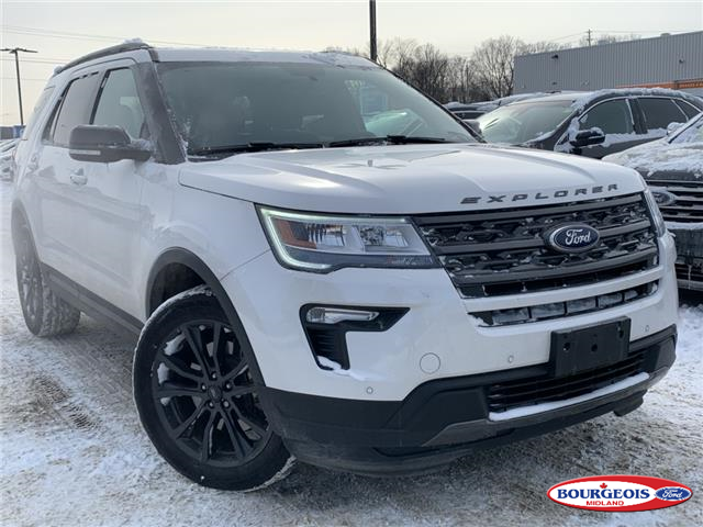 2018 Ford Explorer XLT (Stk: 19T1354A) in Midland - Image 1 of 20
