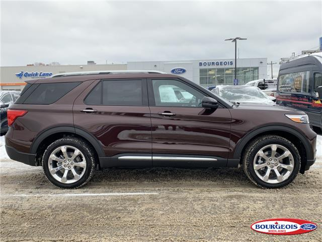2020 Ford Explorer Platinum (Stk: 020T58) in Midland - Image 2 of 23