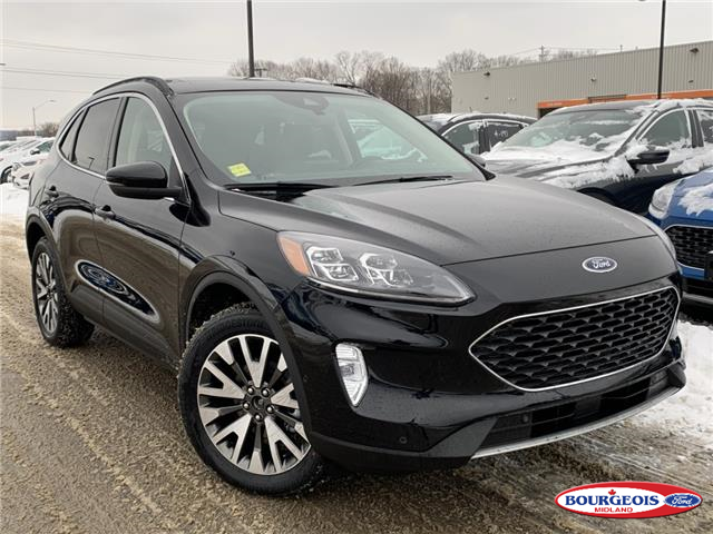 2020 Ford Escape Titanium (Stk: 020T59) in Midland - Image 1 of 22