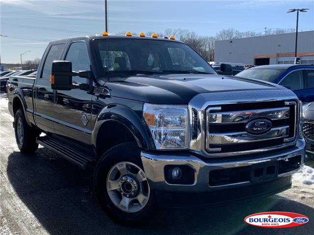 2016 Ford F-250 XLT (Stk: 19T367A) in Midland - Image 1 of 14