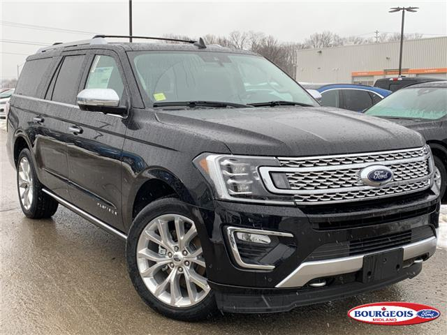 2019 Ford Expedition Max Platinum (Stk: 19T732) in Midland - Image 1 of 22