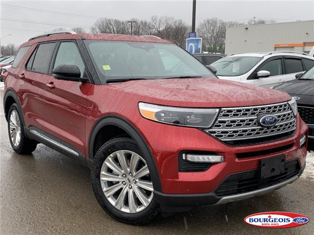 2020 Ford Explorer Limited (Stk: 020T55) in Midland - Image 1 of 15