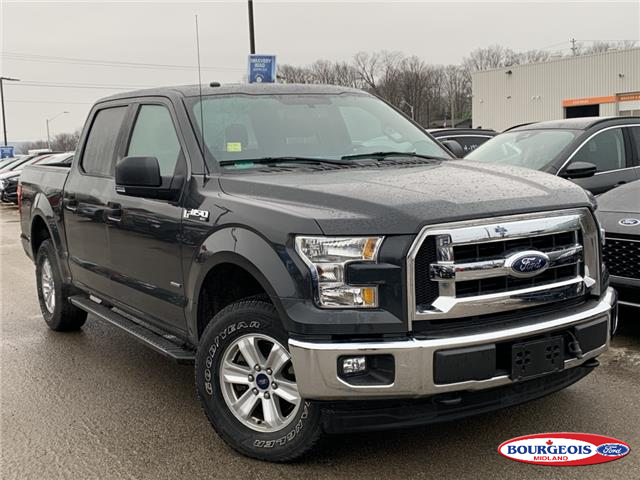 2017 Ford F-150 XLT (Stk: 19T1255A) in Midland - Image 1 of 10