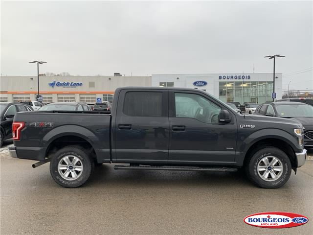 2017 Ford F-150 XLT (Stk: 19T1255A) in Midland - Image 2 of 10