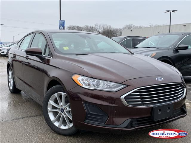 2019 Ford Fusion SE (Stk: 019FU5) in Midland - Image 1 of 19