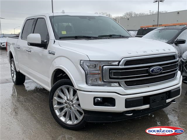 2019 Ford F-150 Limited (Stk: 19T1134A) in Midland - Image 1 of 21