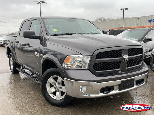 2016 RAM 1500 SLT (Stk: 19T177A) in Midland - Image 1 of 15