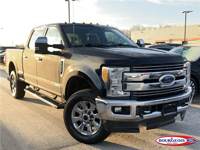 2017 Ford F-250 Lariat (Stk: 19T656A) in Midland - Image 1 of 21
