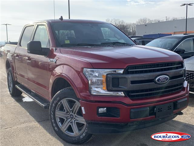 2019 Ford F-150 XLT (Stk: 19T1397) in Midland - Image 1 of 17