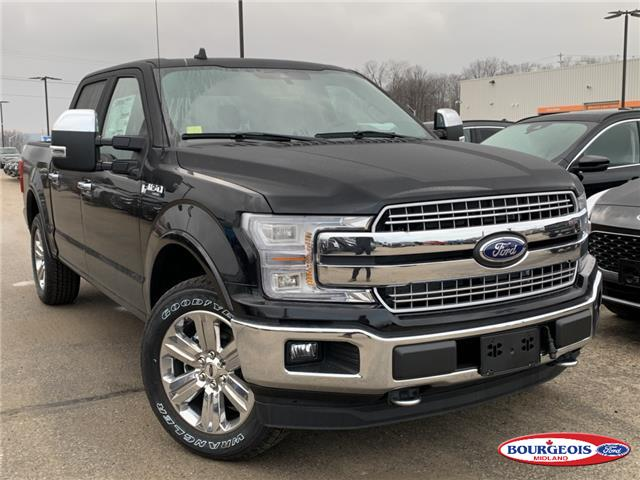 2020 Ford F-150 Lariat (Stk: 020T62) in Midland - Image 1 of 22