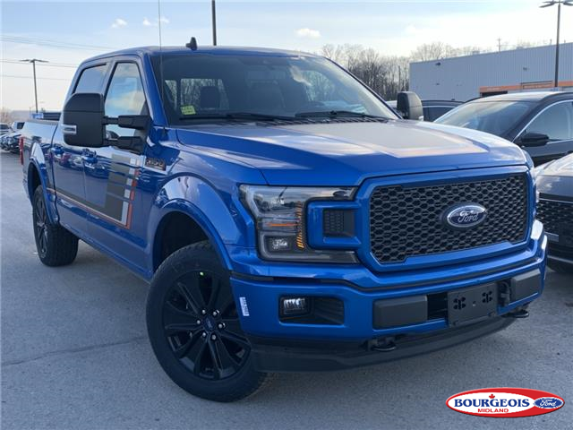 2020 Ford F-150 Lariat (Stk: 020T63) in Midland - Image 1 of 23
