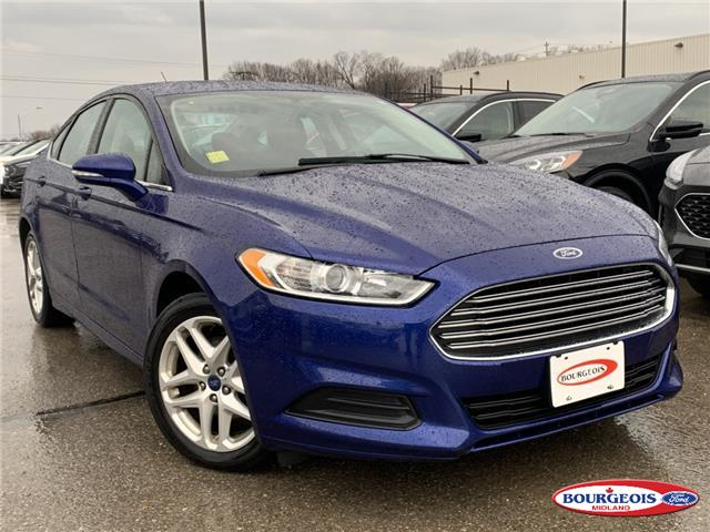 2014 Ford Fusion SE (Stk: 19T441A) in Midland - Image 1 of 14