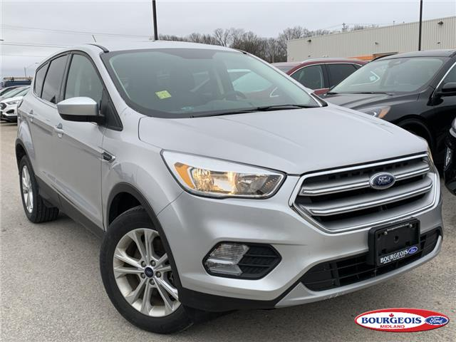 2017 Ford Escape SE (Stk: 19T1042A) in Midland - Image 1 of 13