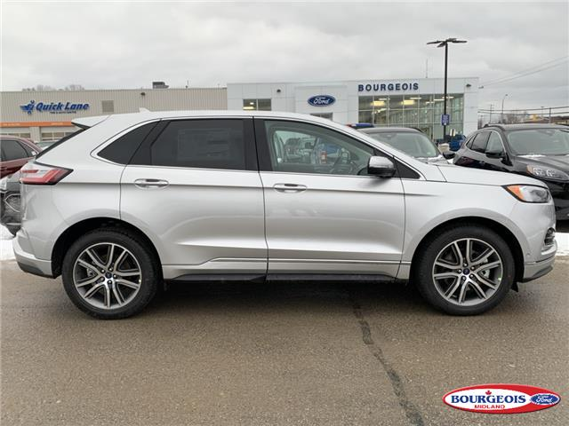 2019 Ford Edge Titanium (Stk: 19T1257) in Midland - Image 2 of 18