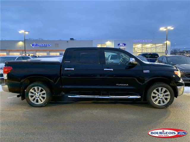 2011 Toyota Tundra Limited 5.7L V8 (Stk: 19T1251A) in Midland - Image 2 of 17