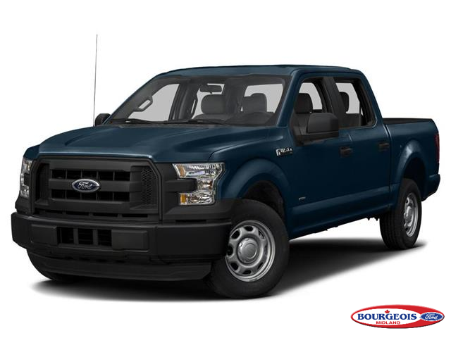 2017 Ford F-150 XLT (Stk: 19T85A) in Midland - Image 1 of 10