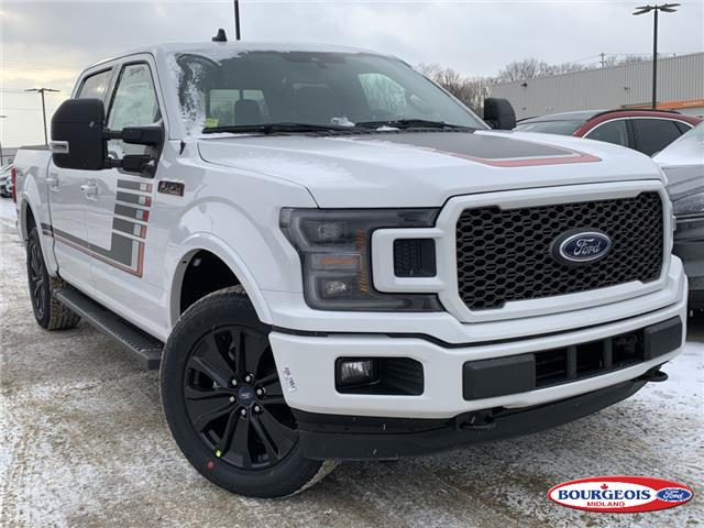 2020 Ford F-150 Lariat (Stk: 020T85) in Midland - Image 1 of 19