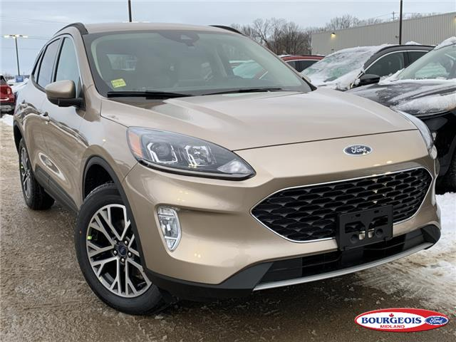 2020 Ford Escape SEL (Stk: 020T91) in Midland - Image 1 of 20