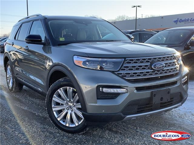 2020 Ford Explorer Limited (Stk: 20T103) in Midland - Image 1 of 22