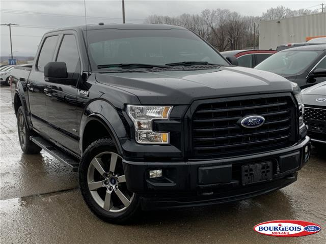 2017 Ford F-150 XLT (Stk: 19T1380A) in Midland - Image 1 of 15