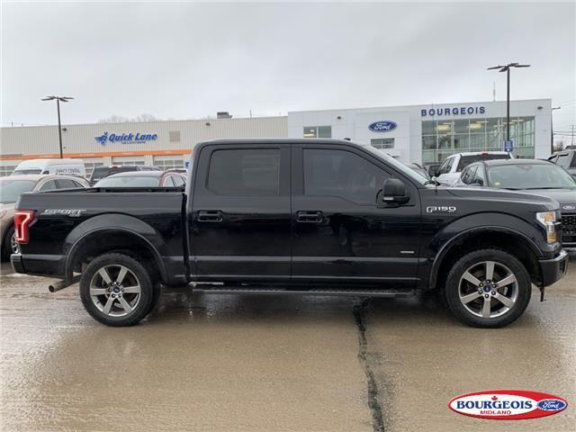 2017 Ford F-150 XLT (Stk: 19T1380A) in Midland - Image 2 of 15