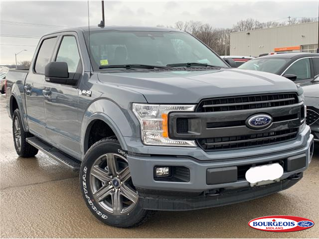 2020 Ford F-150 XLT (Stk: 20T110) in Midland - Image 1 of 14