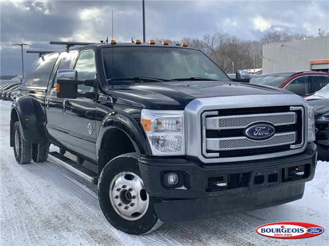 2016 Ford F-350 Lariat (Stk: 19T1347A) in Midland - Image 1 of 21