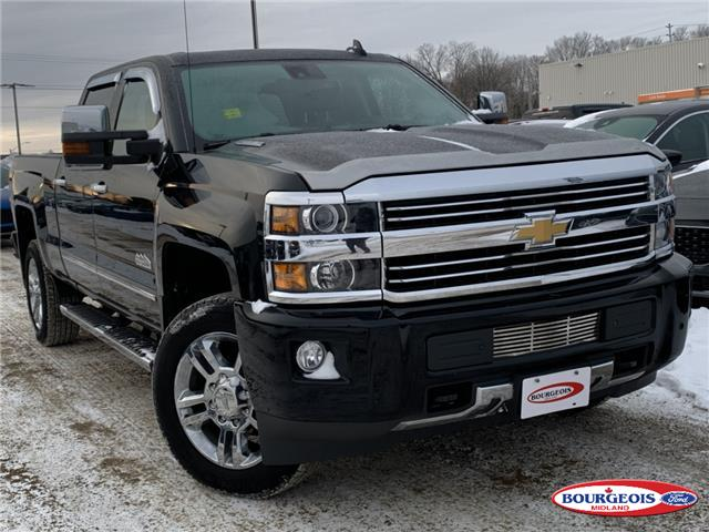 2015 Chevrolet Silverado 2500HD High Country (Stk: 19T1441A) in Midland - Image 1 of 19