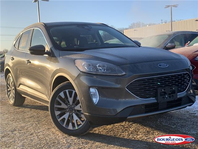 2020 Ford Escape Titanium (Stk: 20T134) in Midland - Image 1 of 20