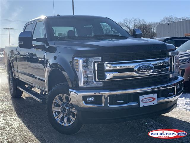 2018 Ford F-250 XLT (Stk: 19T1348A) in Midland - Image 1 of 17