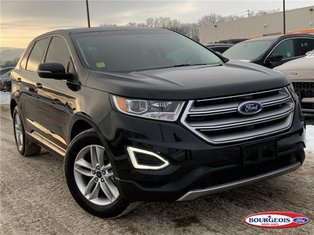 2017 Ford Edge SEL (Stk: 0052PT) in Midland - Image 1 of 19