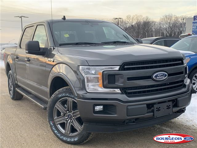 2020 Ford F-150 XLT (Stk: 20T152) in Midland - Image 1 of 19