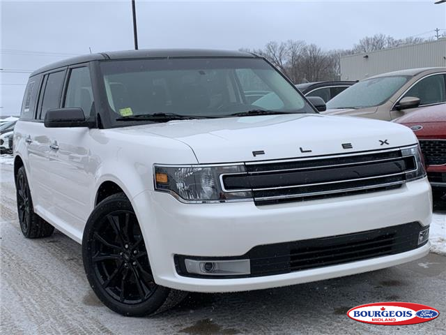 2019 Ford Flex SEL (Stk: 19T825) in Midland - Image 1 of 21
