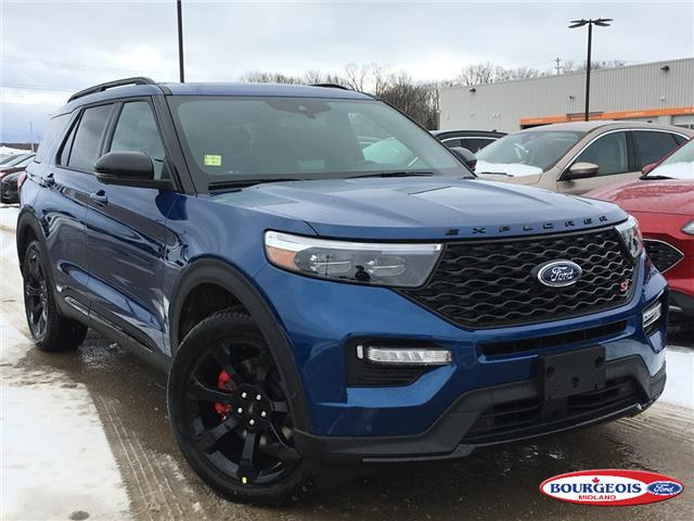 2020 Ford Explorer ST (Stk: 20T181) in Midland - Image 1 of 26