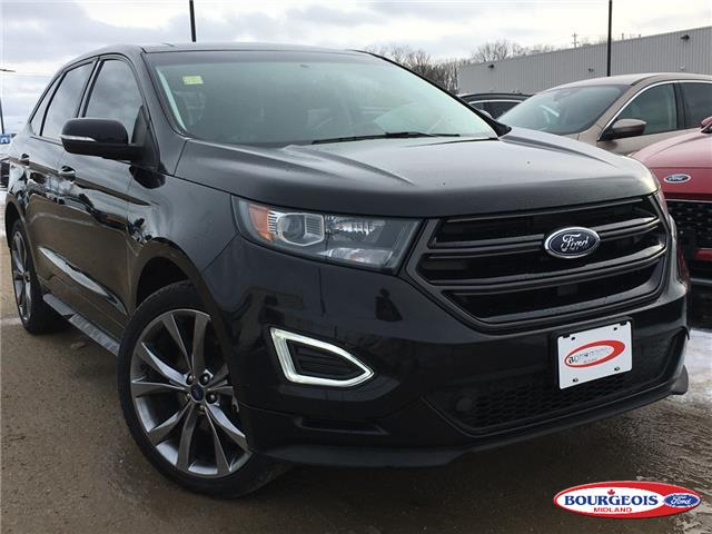 2017 Ford Edge Sport (Stk: 19T890A) in Midland - Image 1 of 21