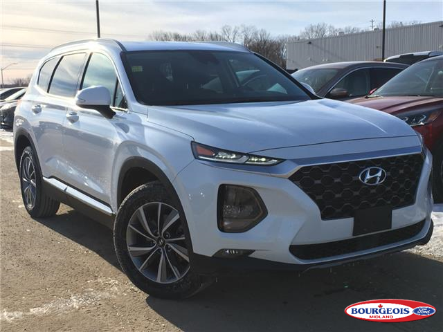 2019 Hyundai Santa Fe Preferred 2.4 (Stk: MT0502) in Midland - Image 1 of 17