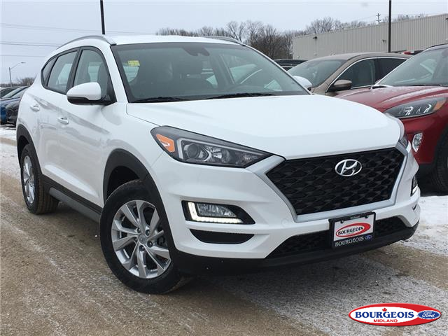 2019 Hyundai Tucson Preferred (Stk: MT0504) in Midland - Image 1 of 15