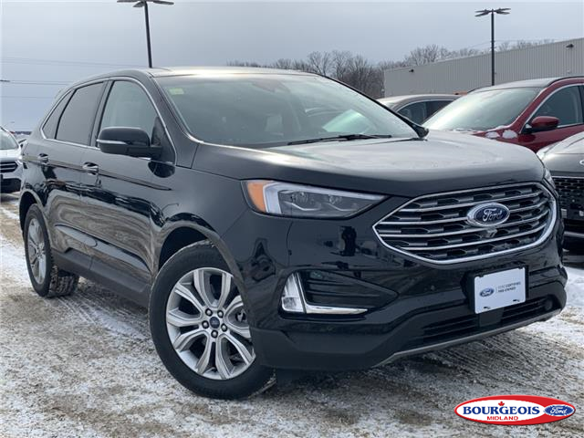 2019 Ford Edge Titanium (Stk: MT0506) in Midland - Image 1 of 20