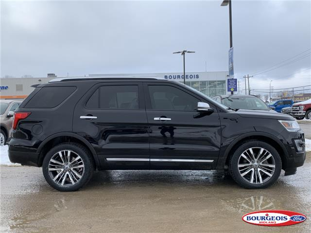 2017 Ford Explorer Platinum (Stk: 0056PT) in Midland - Image 2 of 23