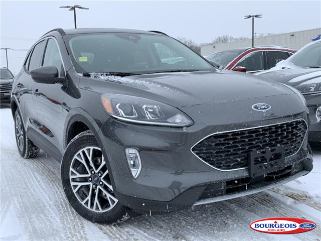 2020 Ford Escape SEL (Stk: 20T202) in Midland - Image 1 of 17