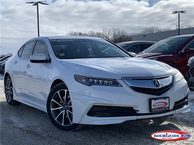 2016 Acura TLX Tech (Stk: 19T1143A) in Midland - Image 1 of 20
