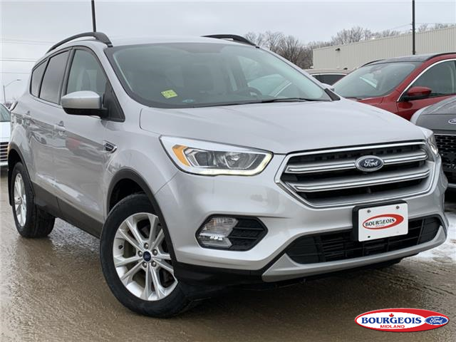 2017 Ford Escape SE (Stk: 0062PT) in Midland - Image 1 of 18