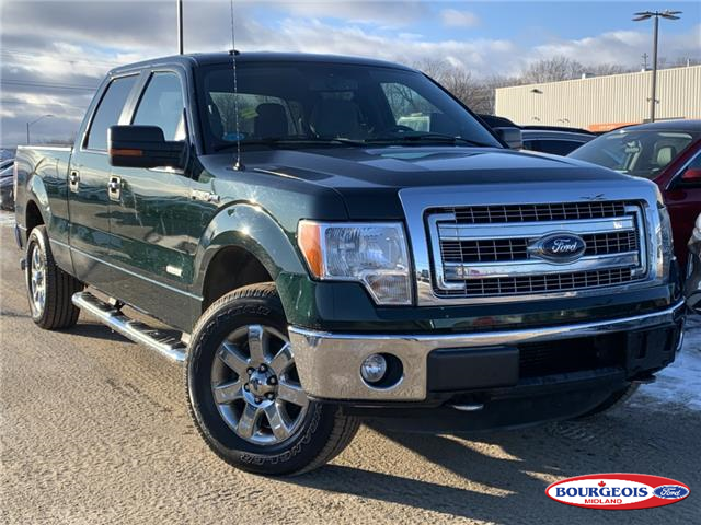 2013 Ford F-150 XLT (Stk: 20T65A) in Midland - Image 1 of 15