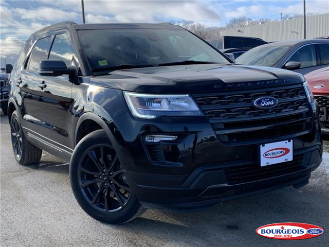 2019 Ford Explorer XLT (Stk: 19T1128A) in Midland - Image 1 of 20