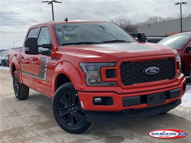2020 Ford F-150 Lariat (Stk: 20T217) in Midland - Image 1 of 20