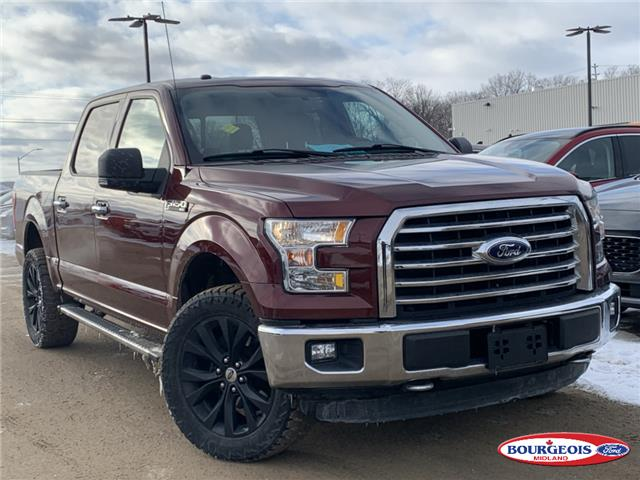2016 Ford F-150 XLT (Stk: 19T1459A) in Midland - Image 1 of 16