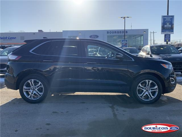 2016 Ford Edge Titanium (Stk: 19T1245A) in Midland - Image 2 of 19
